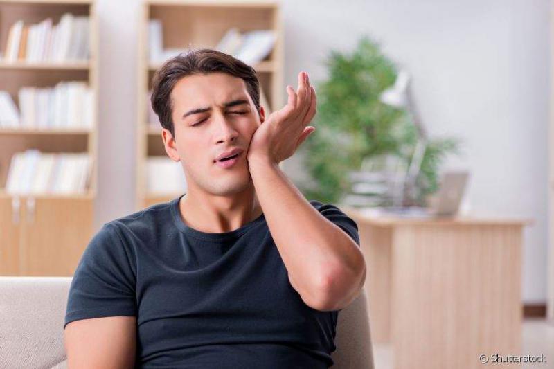 dor após tratamento de canal