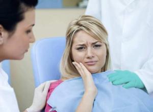 dor no dente com canal